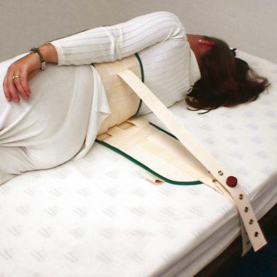 Cinturones cama