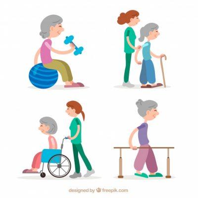 Rehabilitación adultos